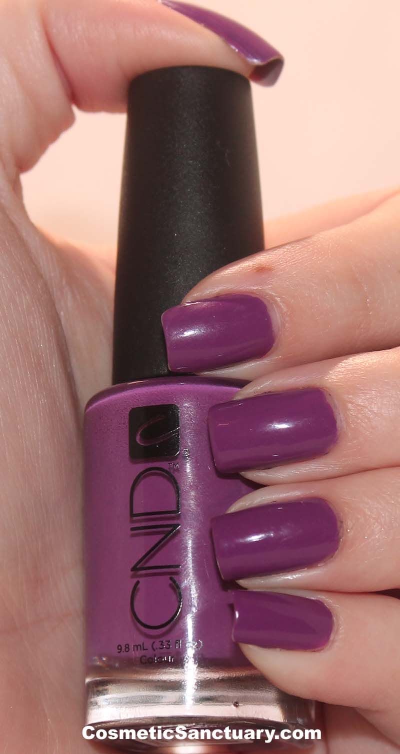 Cnd creative nail designs nail lacquer and solaroil reviews and cnd creative nail designs nail lacquer and solaroil reviews and swatches prinsesfo Gallery