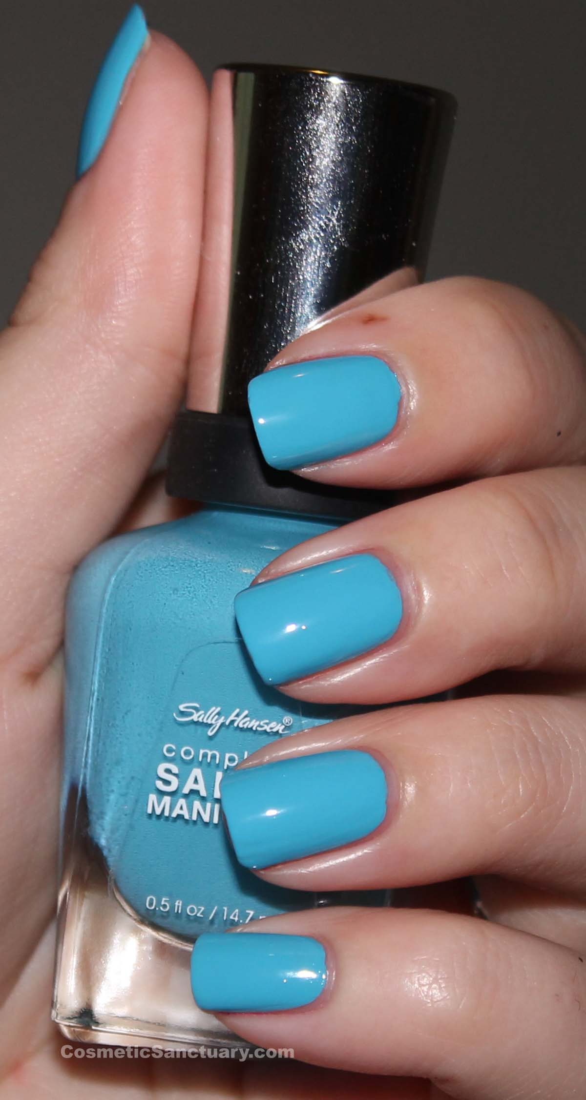 Sally hansen complete salon manicure for tracy reese in for Salon manicure