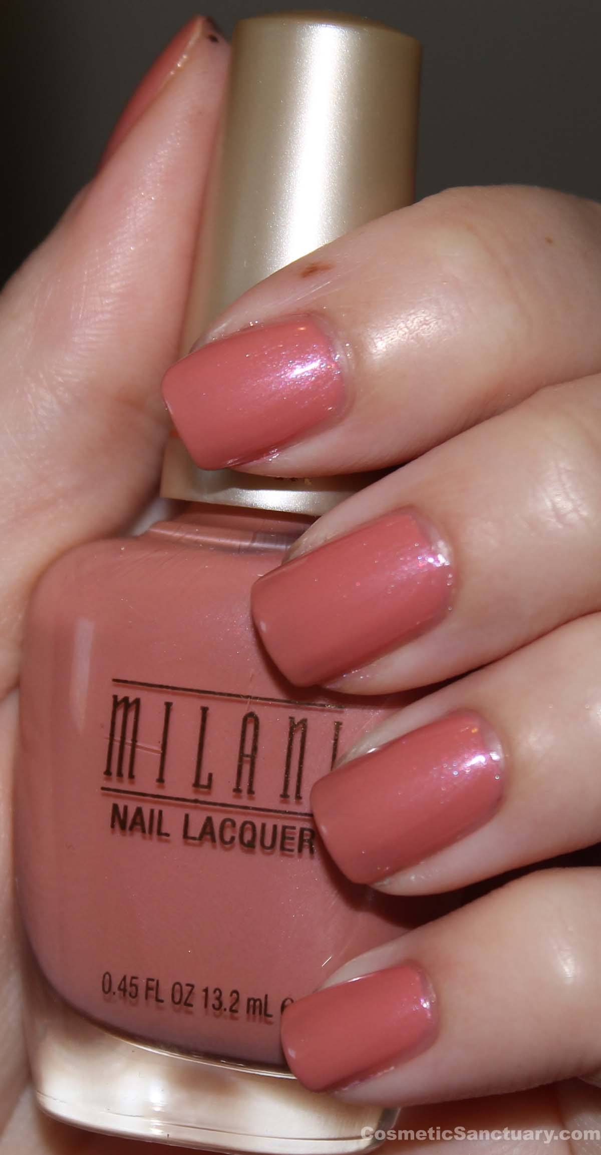 Milani Nail Lacquer Swatches and Reviews - CVS Exclusives!