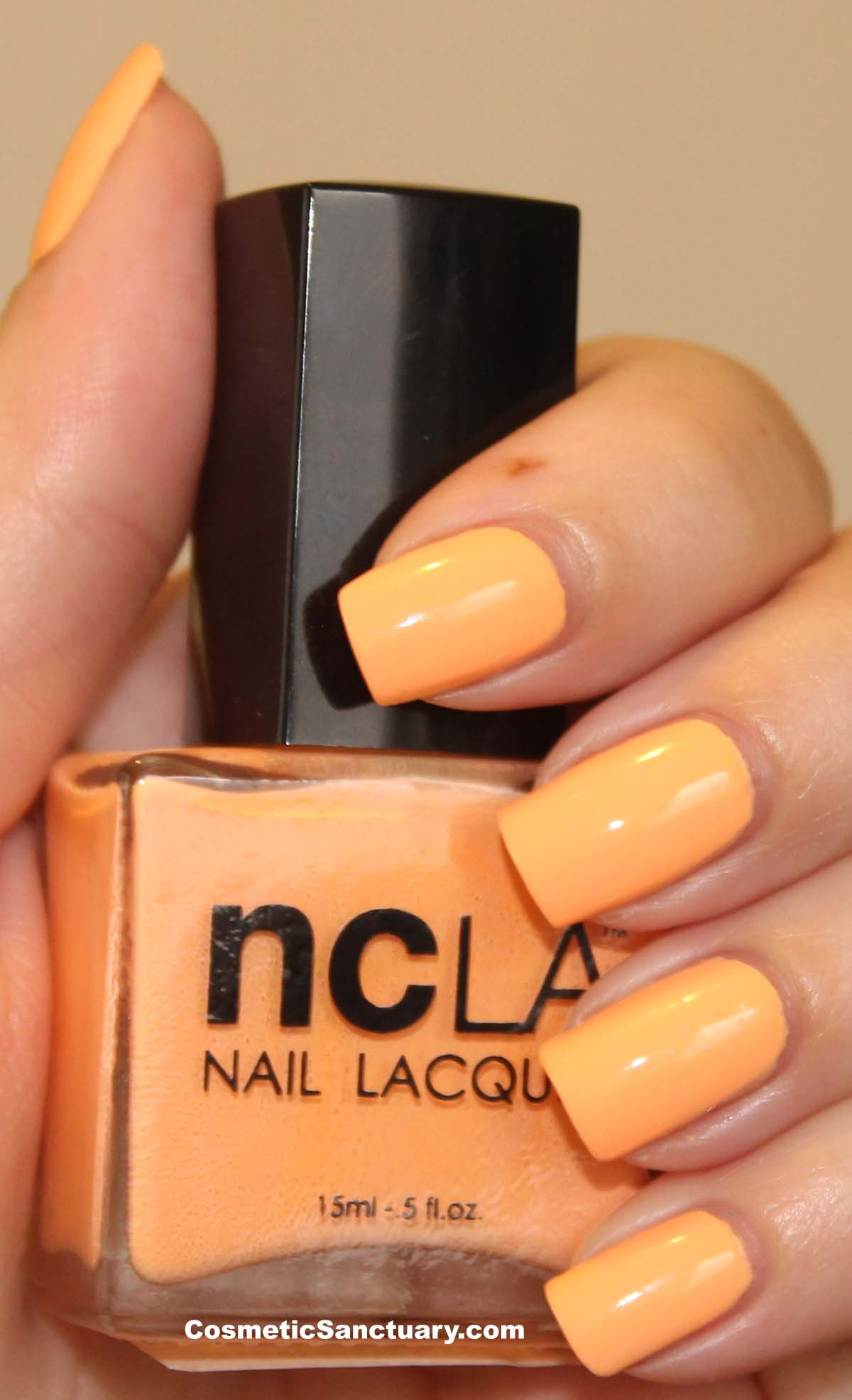 NCLA Nail Lacquer Swatches and Review
