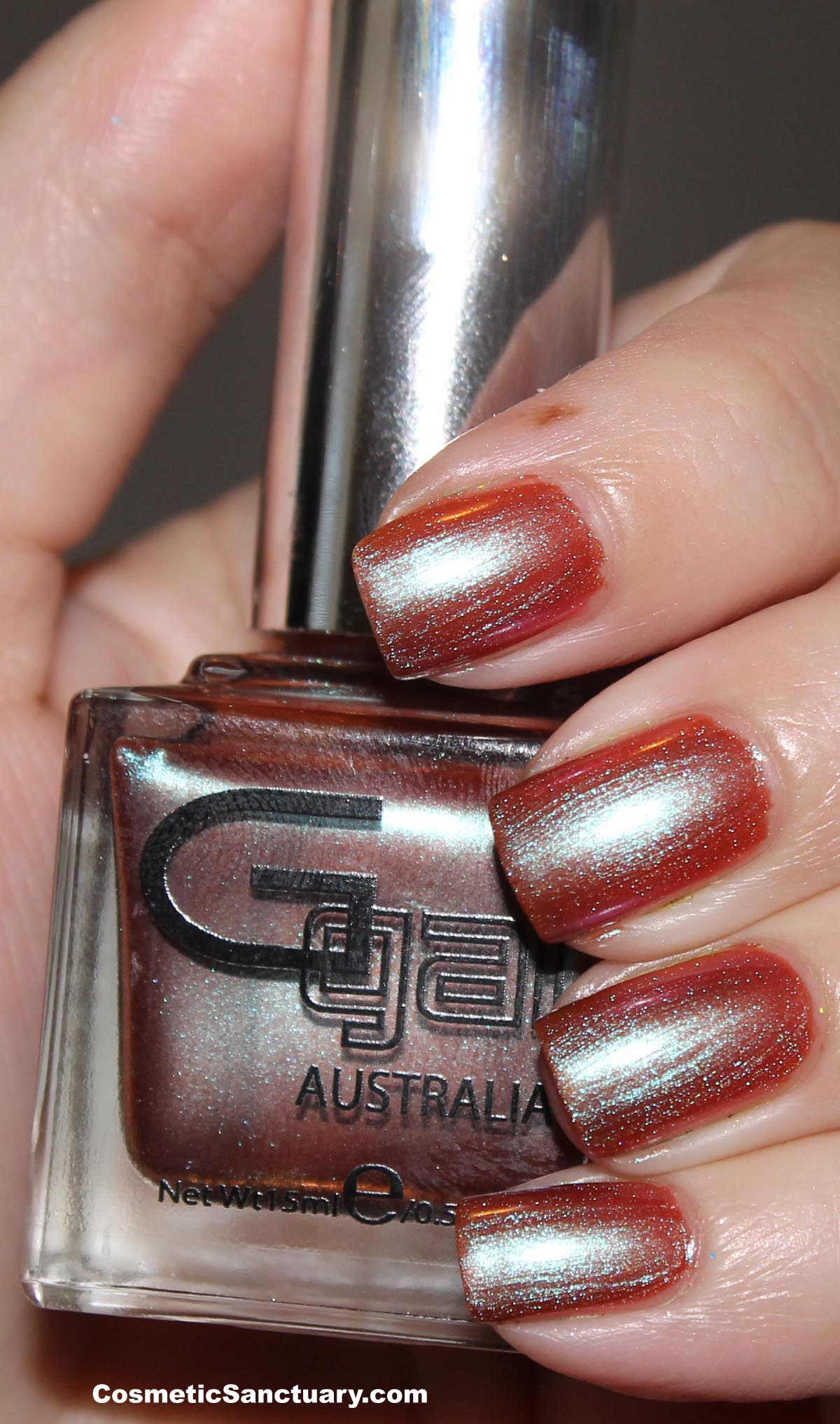 Glitter Gal Shade Shifter Soft - Daybreak Swatches and Review