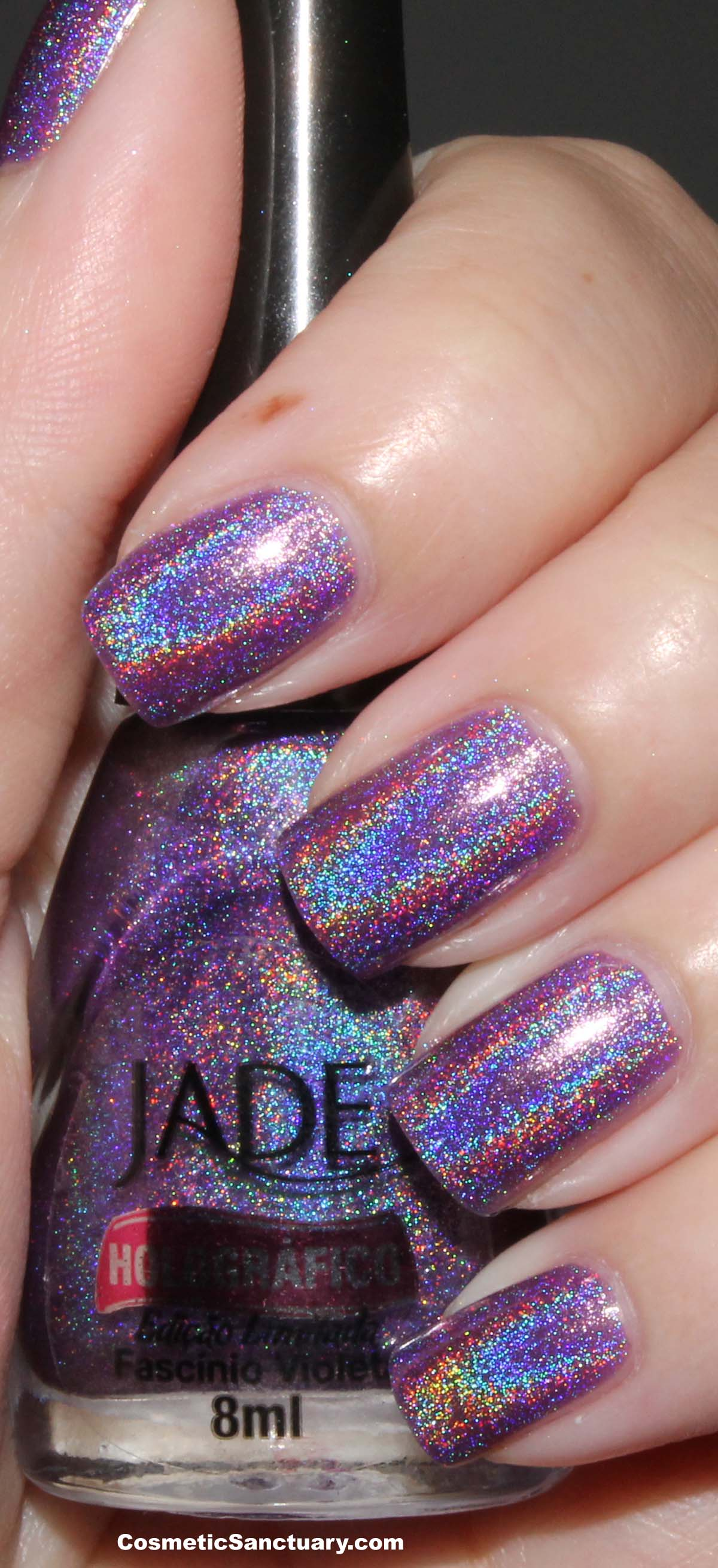 Jade Holographic Spam! Picture Heavy!   Cosmetic Sanctuary