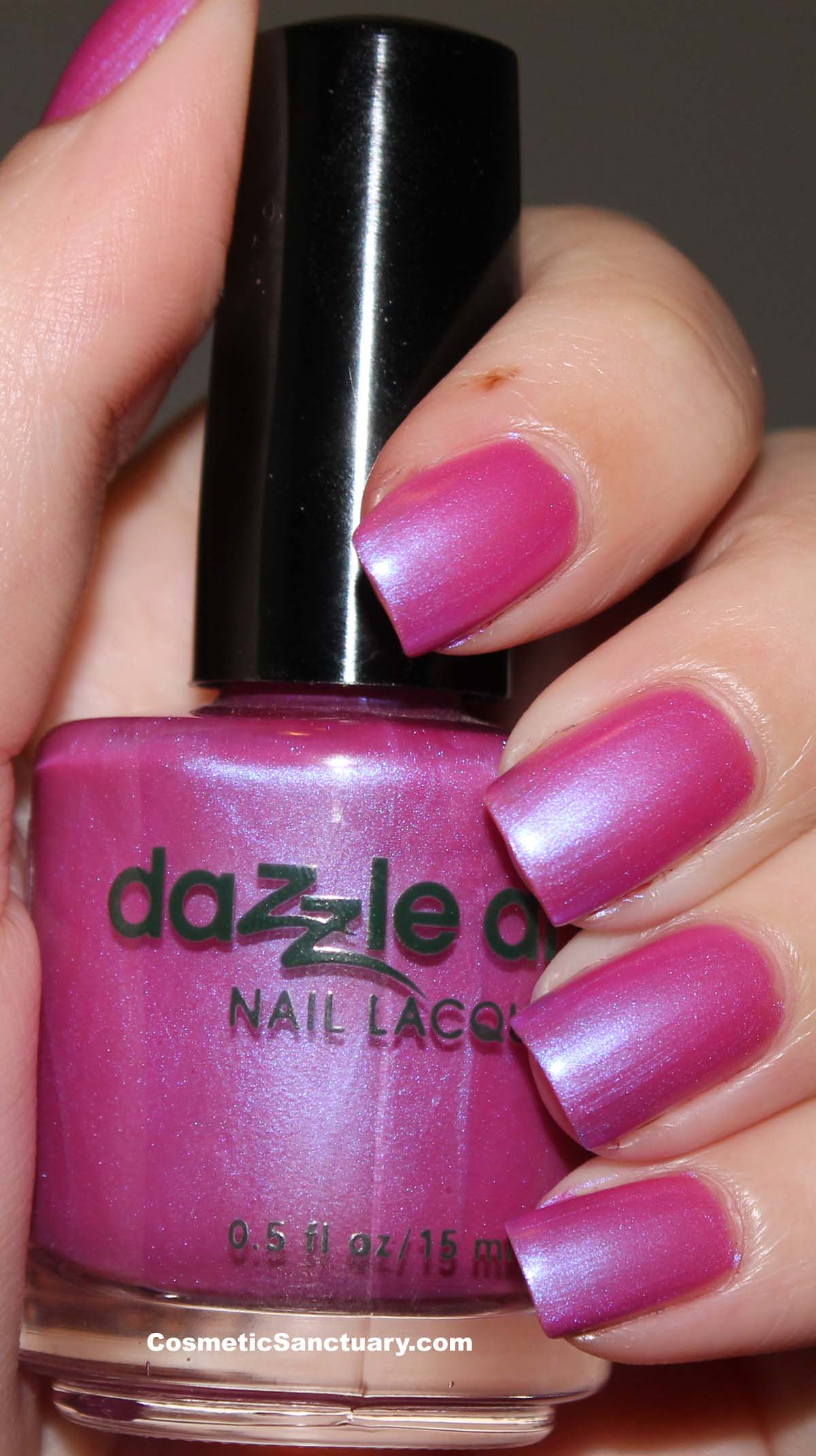 Dazzle Dry Summer Scape Collection Review and Swatches