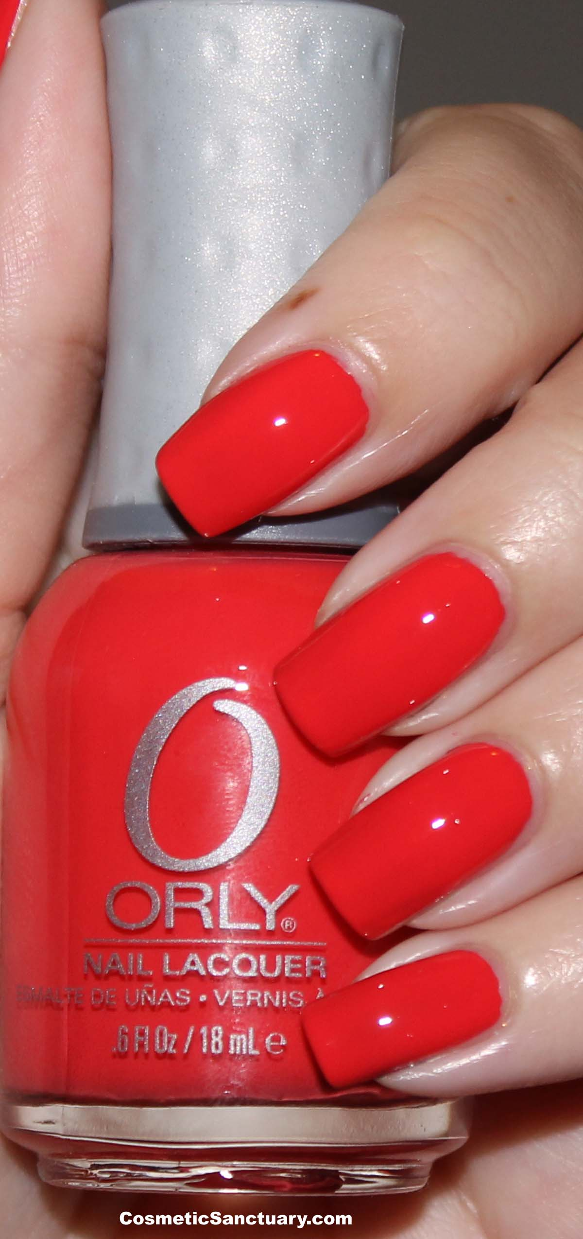 China Glaze and Orly Swatches from BeautyStopOnline.com!