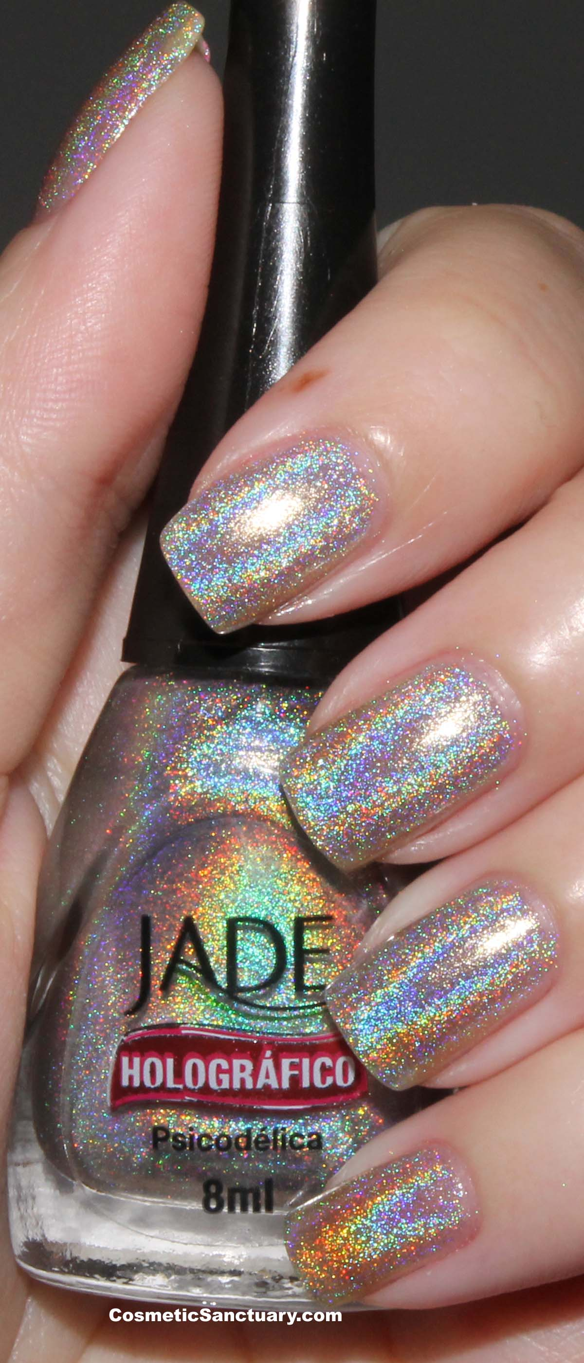 Jade Holographic Spam! Picture Heavy!
