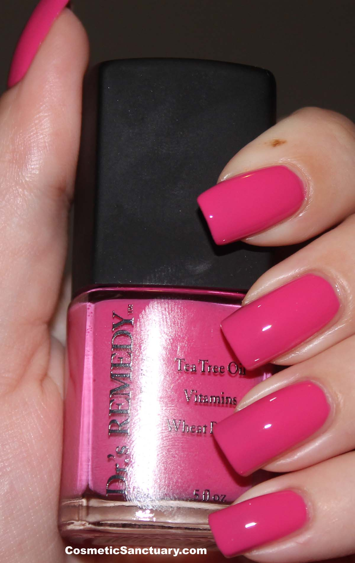 Dr S Remedy Enriched Nail Polish Swatches And Review