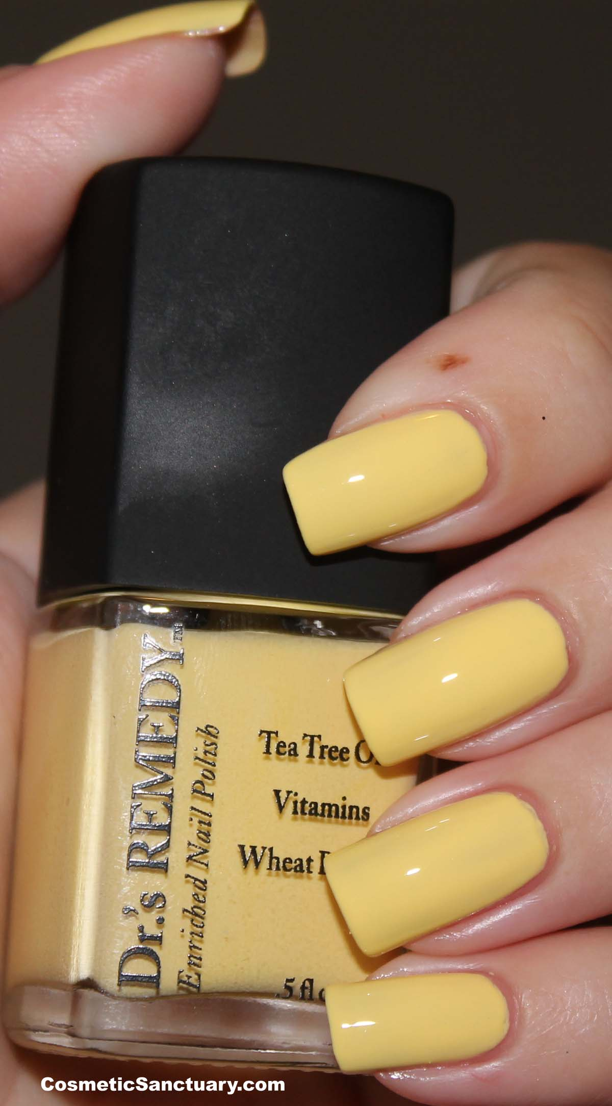 Dr.\'s Remedy Enriched Nail Polish Swatches and Review
