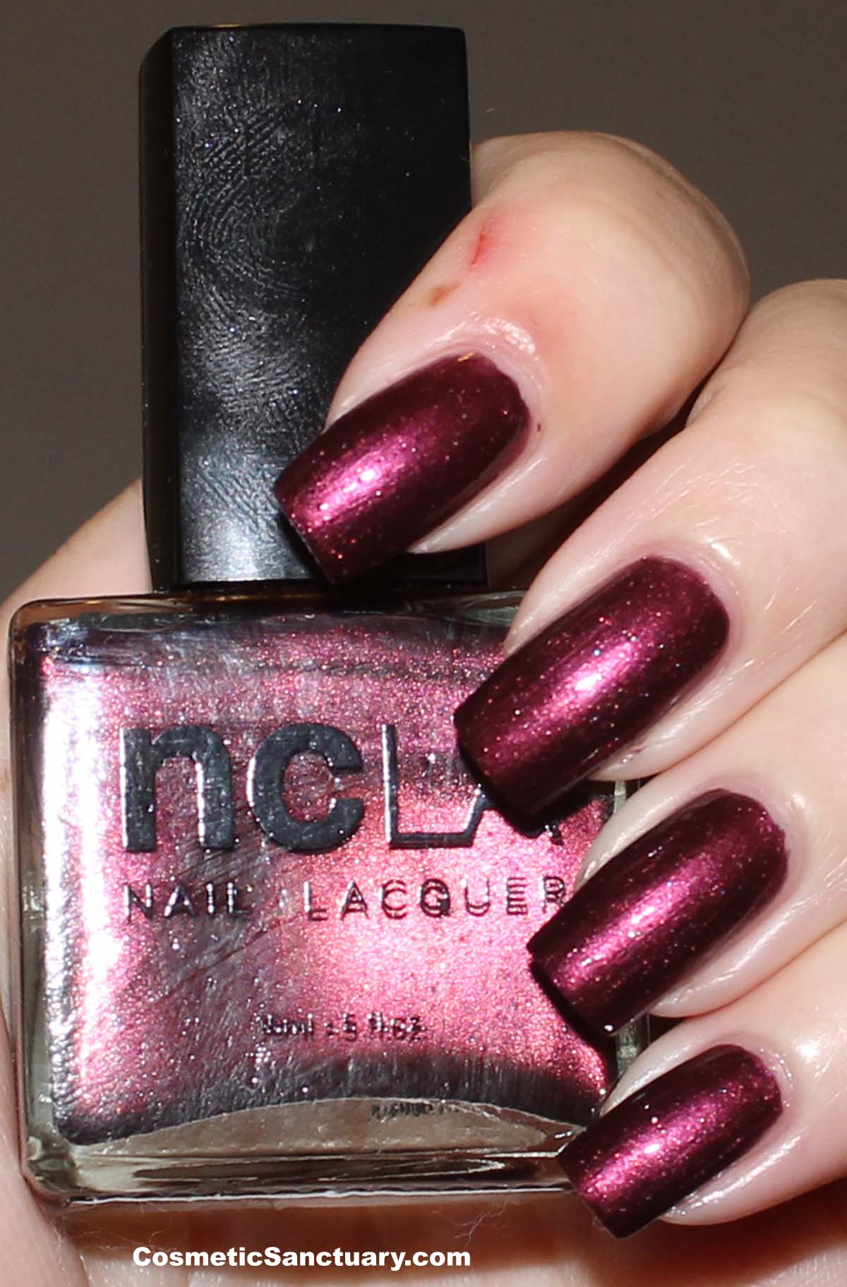 NCLA Nail Lacquer 2012 Fall Collection - From Dusk Till Dawn ...