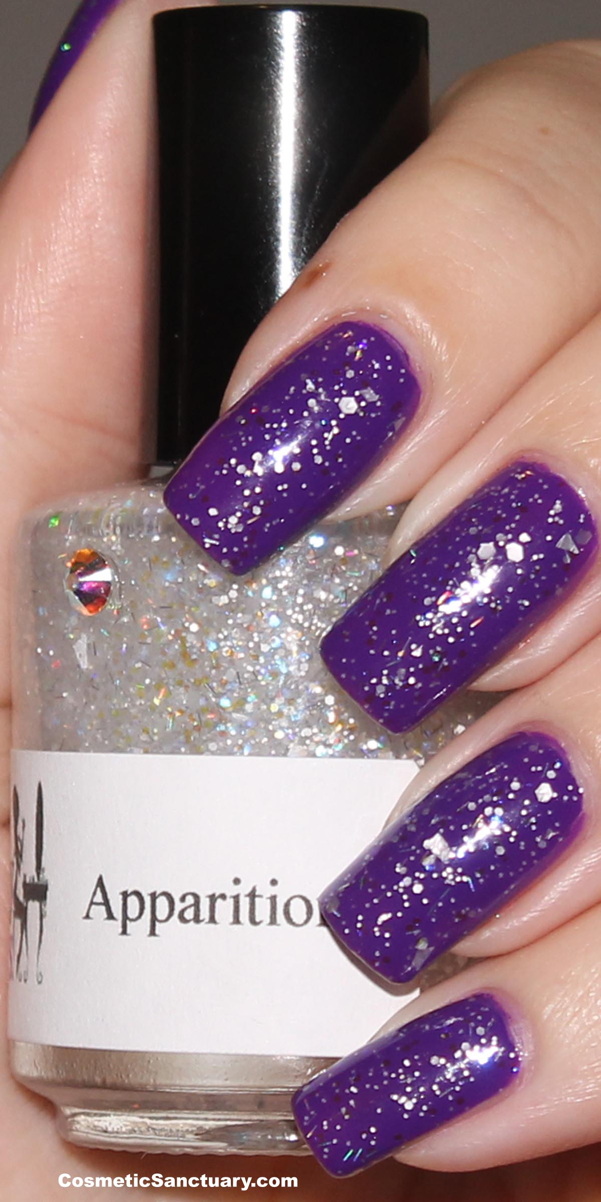 Girly Bits Apparition Swatch, Review AND Video!