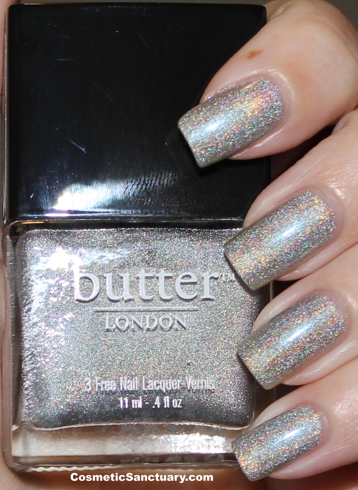 butter LONDON Autumn/Winter 2012 Collection Swatches and Review