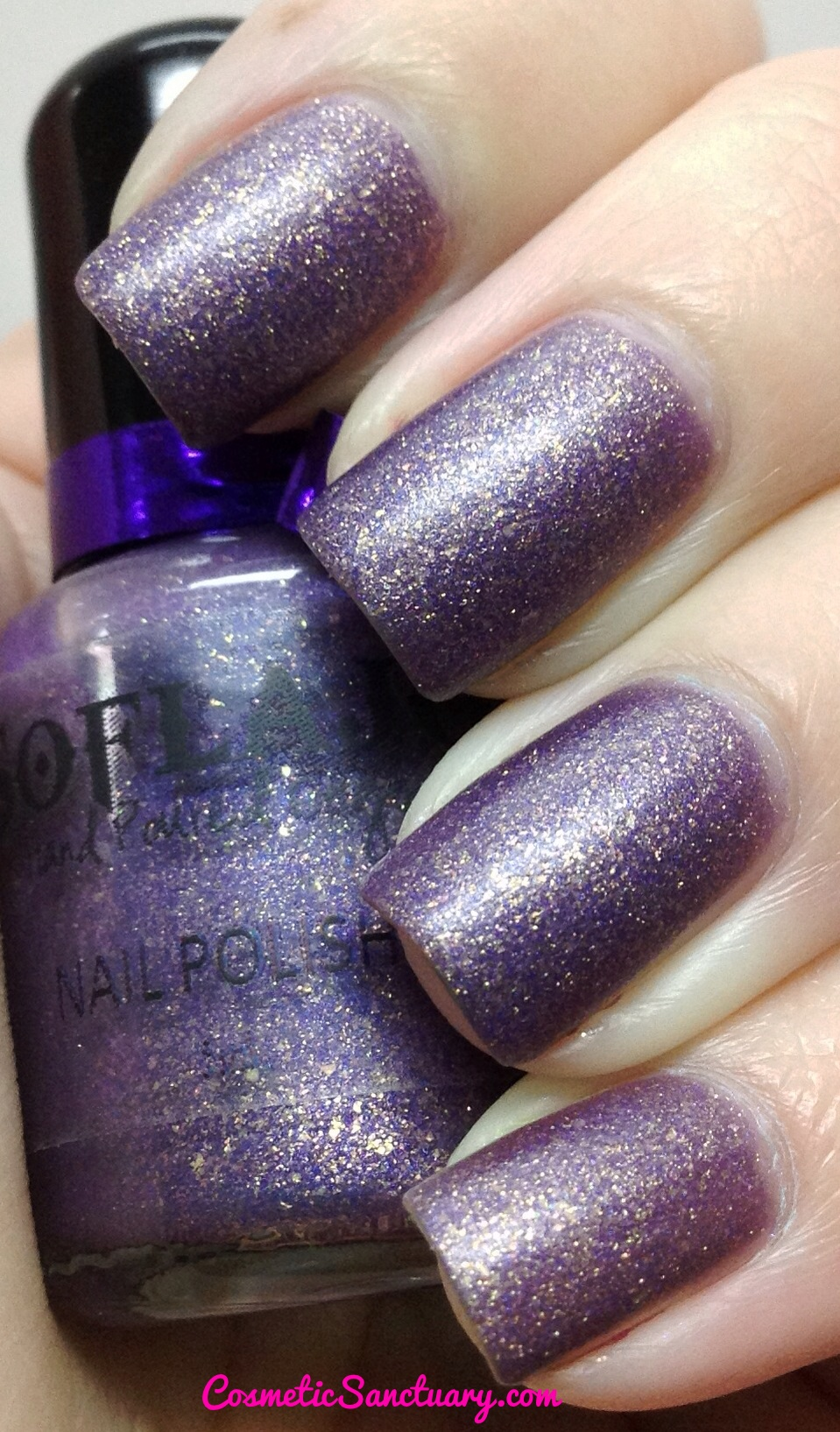 SoFlaJo Matte Love Collection – Involved – Swatch and Review
