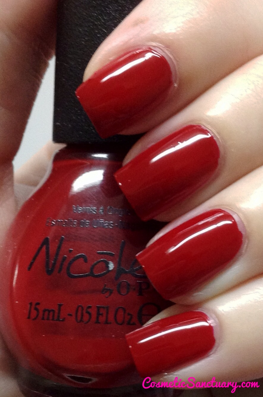 Nicole by OPI Collaborates With Kellogg\'s Special K Swatches and Review