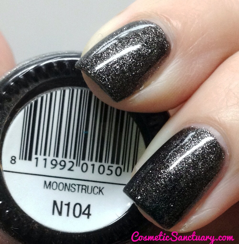 JB Cosmetics Color Secrets Professional Nail Lacquer Swatches and Review