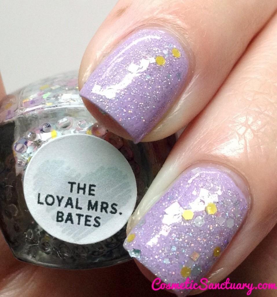 The Loyal Mrs. Bates Closeup