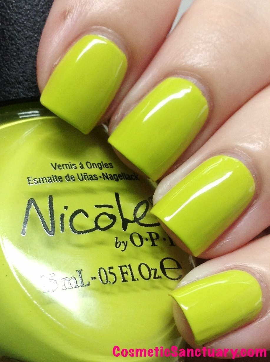 Nicole by OPI Tink Collection Swatches and Review - Cosmetic Sanctuary