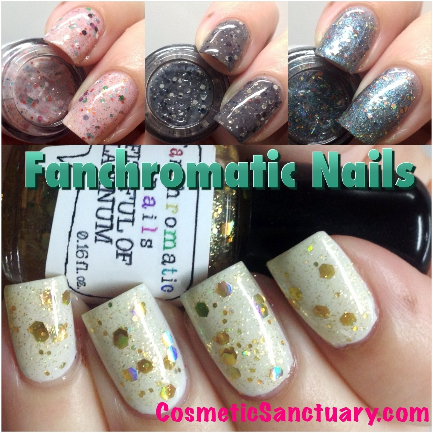 Fanchromatic Nails Swatches and Review