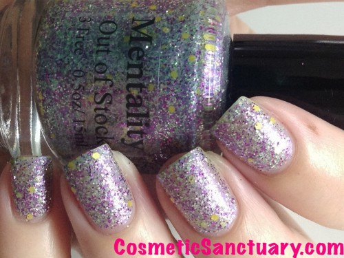 Mentality Nail Polish Restock Madness Collection Swatches and Review