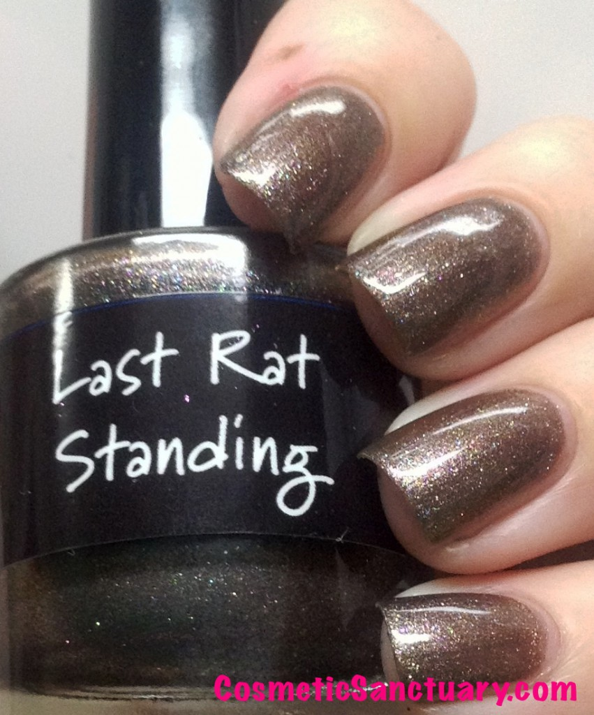 Last Rat Standing Side