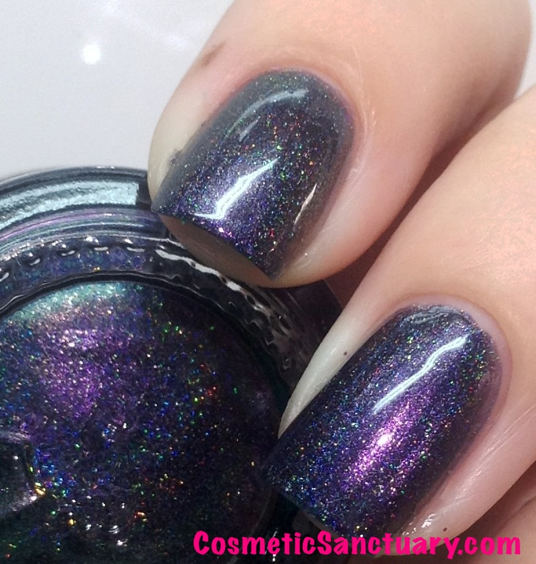CrowsToes One Mad, Crazy Summer Collection Swatches and Review