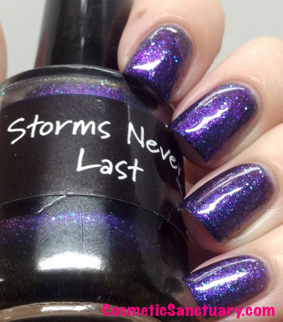 Storms Never Last Side