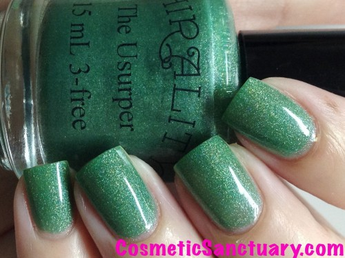 Chirality Limited Edition The Usurper Swatch and Review