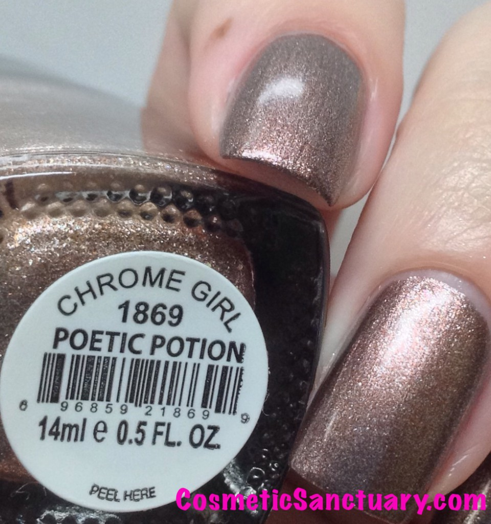Poetic Potion Closeup