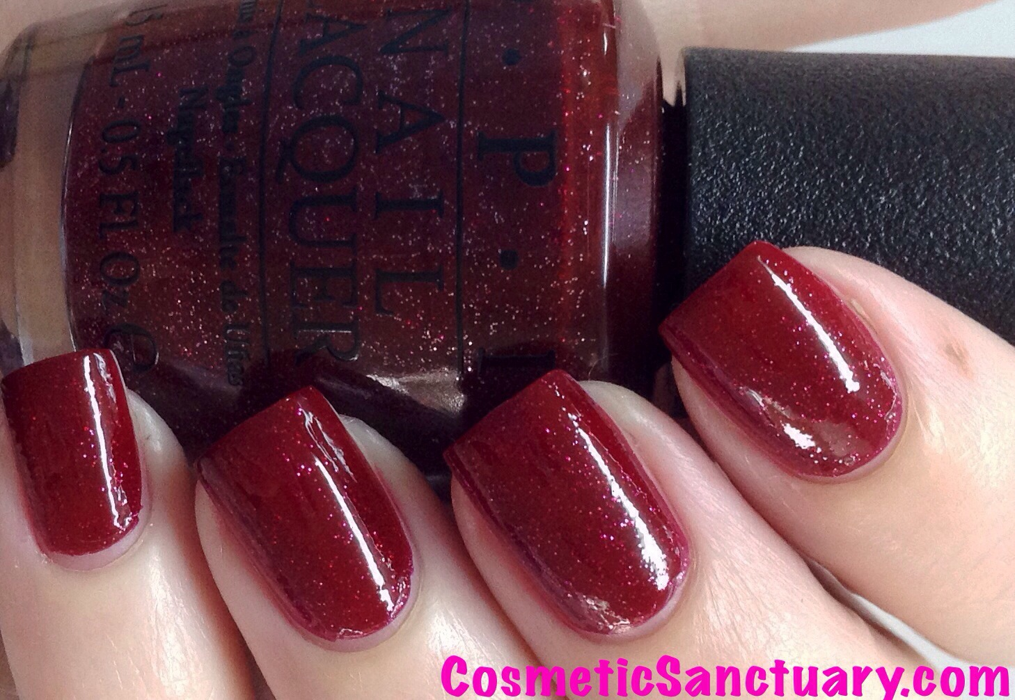 OPI Mariah Carey 2013 Holiday Collection Swatches and Review ...