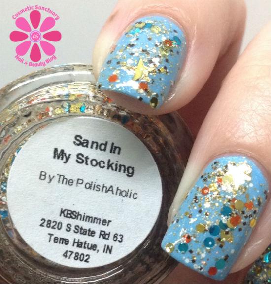 Sand In My Stocking CU
