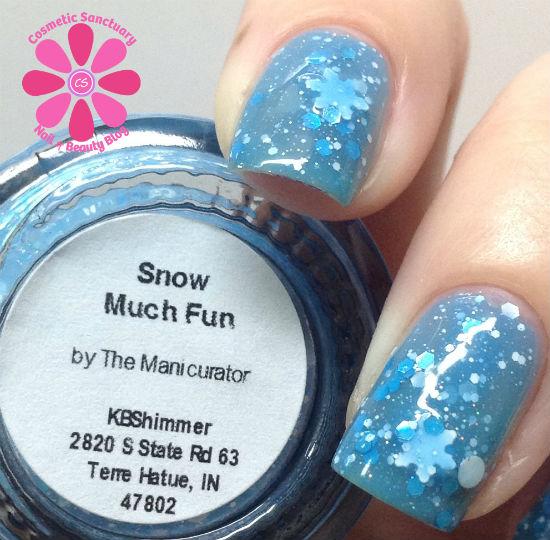 Snow Much Fun CU