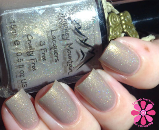 Smokey Mountain Lacquers Forever Classy Swatch and Review