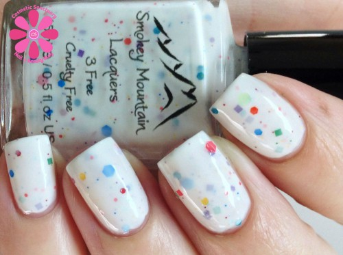 Smokey Mountain Lacquers Holiday 2013 Collection Swatches and Review