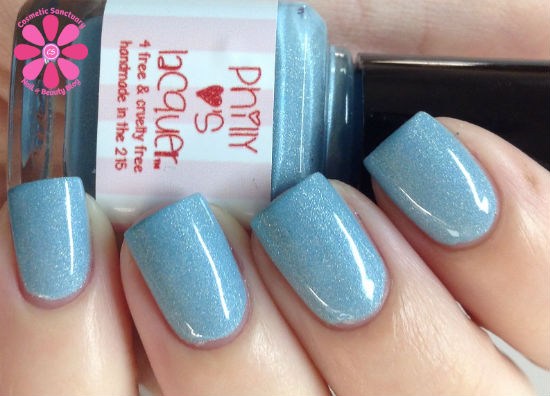 Philly Loves Lacquer Holo-day On Broad Collection Swatches and Review