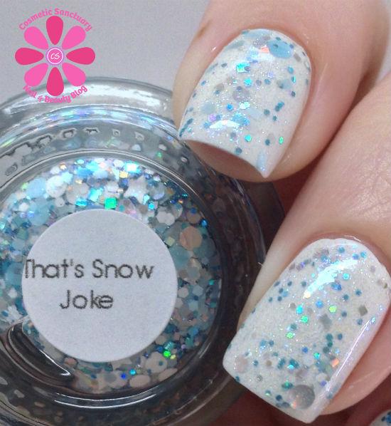 That's Snow Joke CU