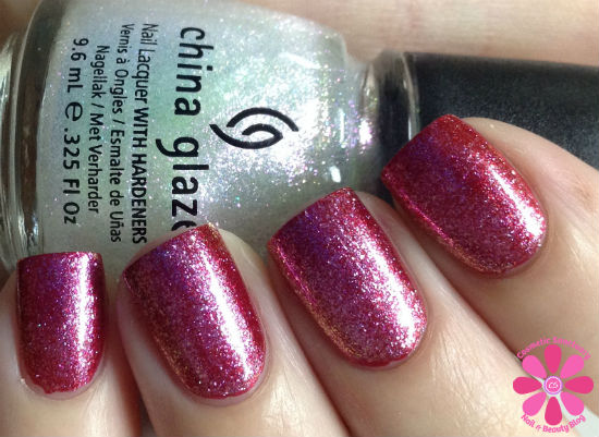 China Glaze 2013 Happy HoliGlaze Collection Swatches Review