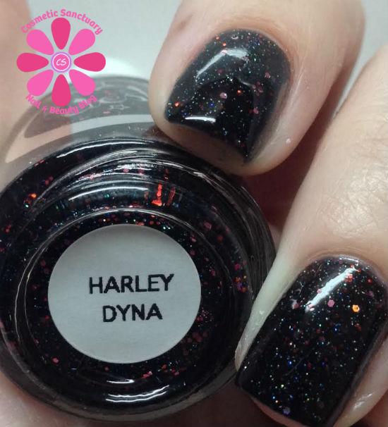 Harley Dyna CU