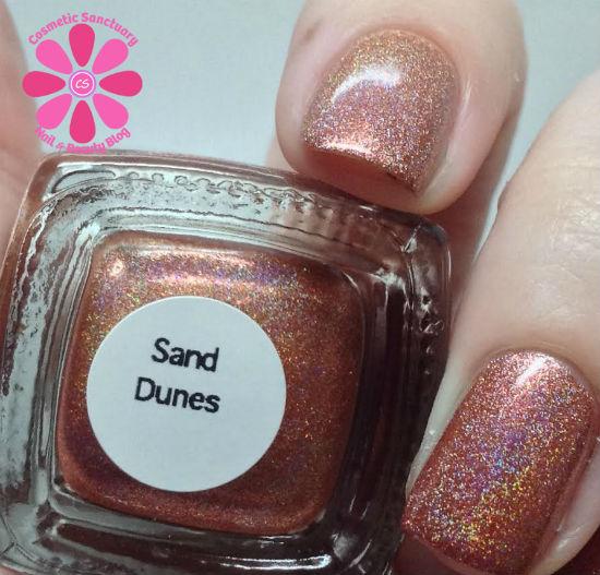 Sand Dunes CU