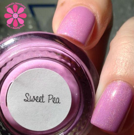 Sweet Pea AL CU
