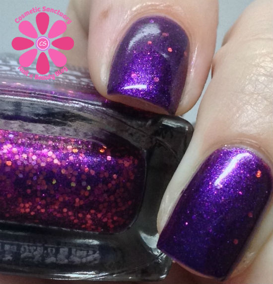 Picture Polish Ultra Violence Swatch & Review