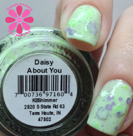 Daisy About You CU