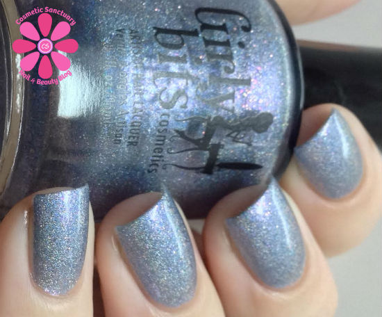 Girly Bits Perry-Twinkle for April's A Box, Indied