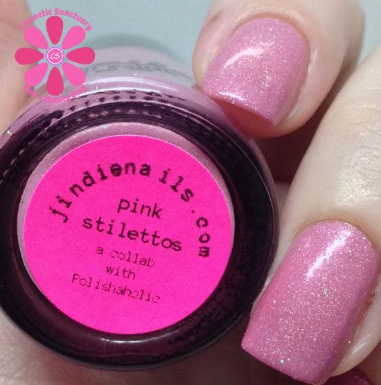 Pink Stilettos CU