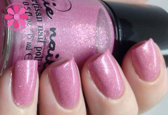 Pink Stilettos side