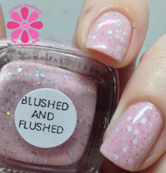 Blushed and Flushed CU