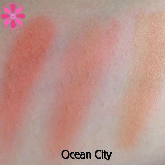Ocean City Swatches