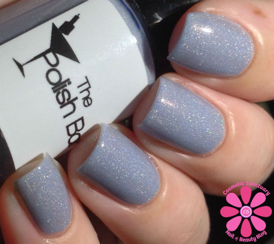 The Polish Bar Spring 2014 Pastel Holo Collection Swatches & Review