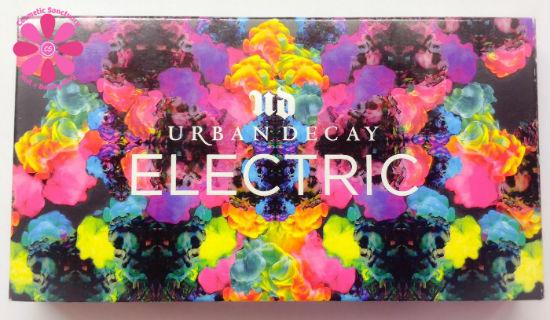 Urban Decay Electric 4