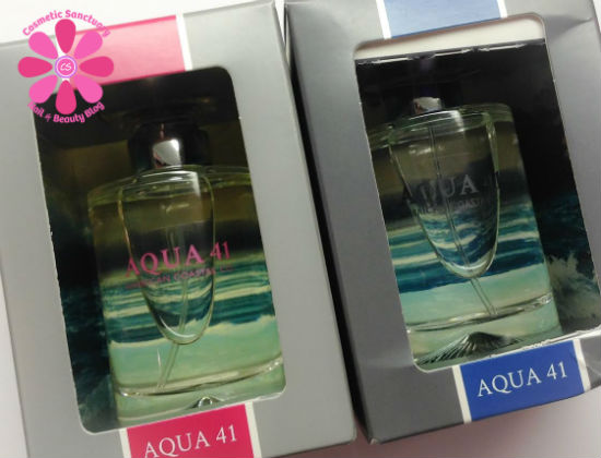 Aqua41 Cologne & Perfume Review & Giveaway