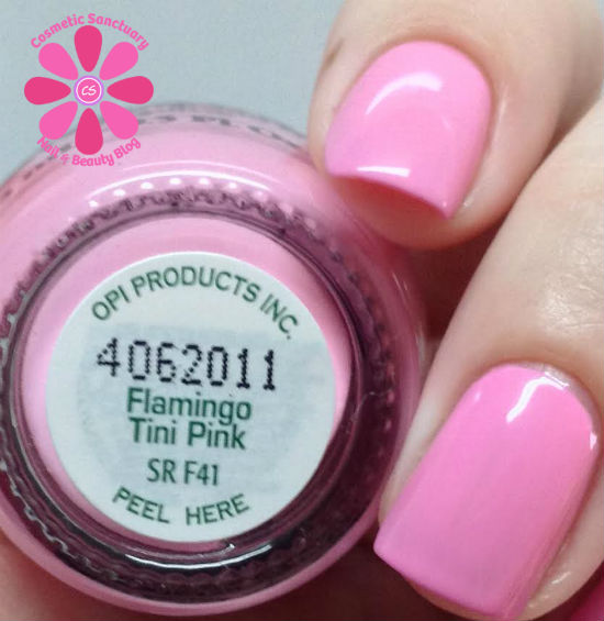 Opi Pink Flamingo OPI Limited Edition He...