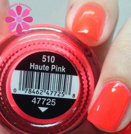 Haute Pink CU