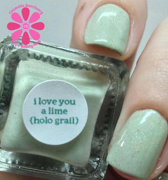 I Love You A Lime CU